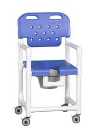 Elite Shower Chair Commode