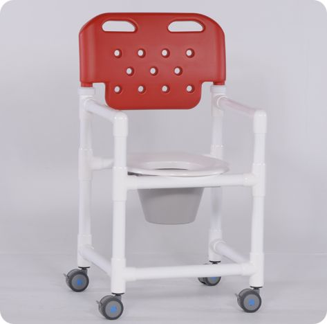 Select Line Shower Chair Commode