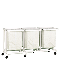 Jumbo Hamper with Foot Pedal