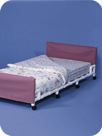 Restraint-Free Low Bed